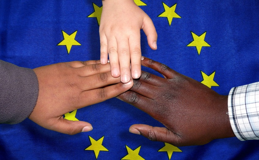 Ny utlysning för europeiska asyl, migrations- och integrationsfonden, AMIF öppnar imaj