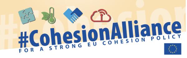 #CohesionAlliance varnar för nedskärningar i sammanhållningspolitiken