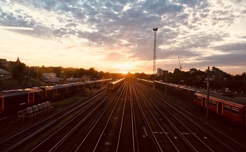 Europaåret för järnvägen får egenhemsida