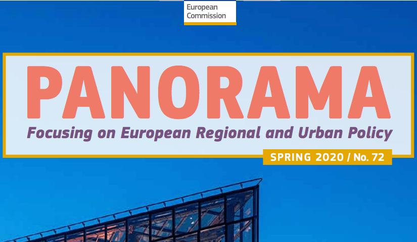 Vårens upplaga av Panorama ärpublicerad