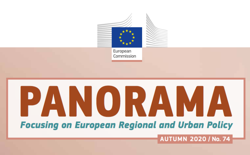 Fokus på gränsöverskridande samarbeten i höstens nummer avPanorama