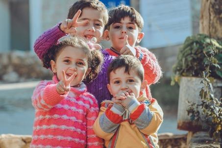 Ny EU-strategi för barnetsrättigheter